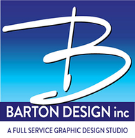 Laura Barton | Barton Design, Inc.: Full service graphic design from concept to completion of everything including logos, branding, advertising, brochures, books and colorful landscape paintings done en plein air and in the studio